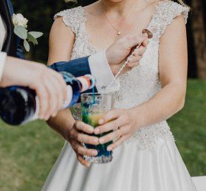 Cocktail-Ritual bei Freier Trauung