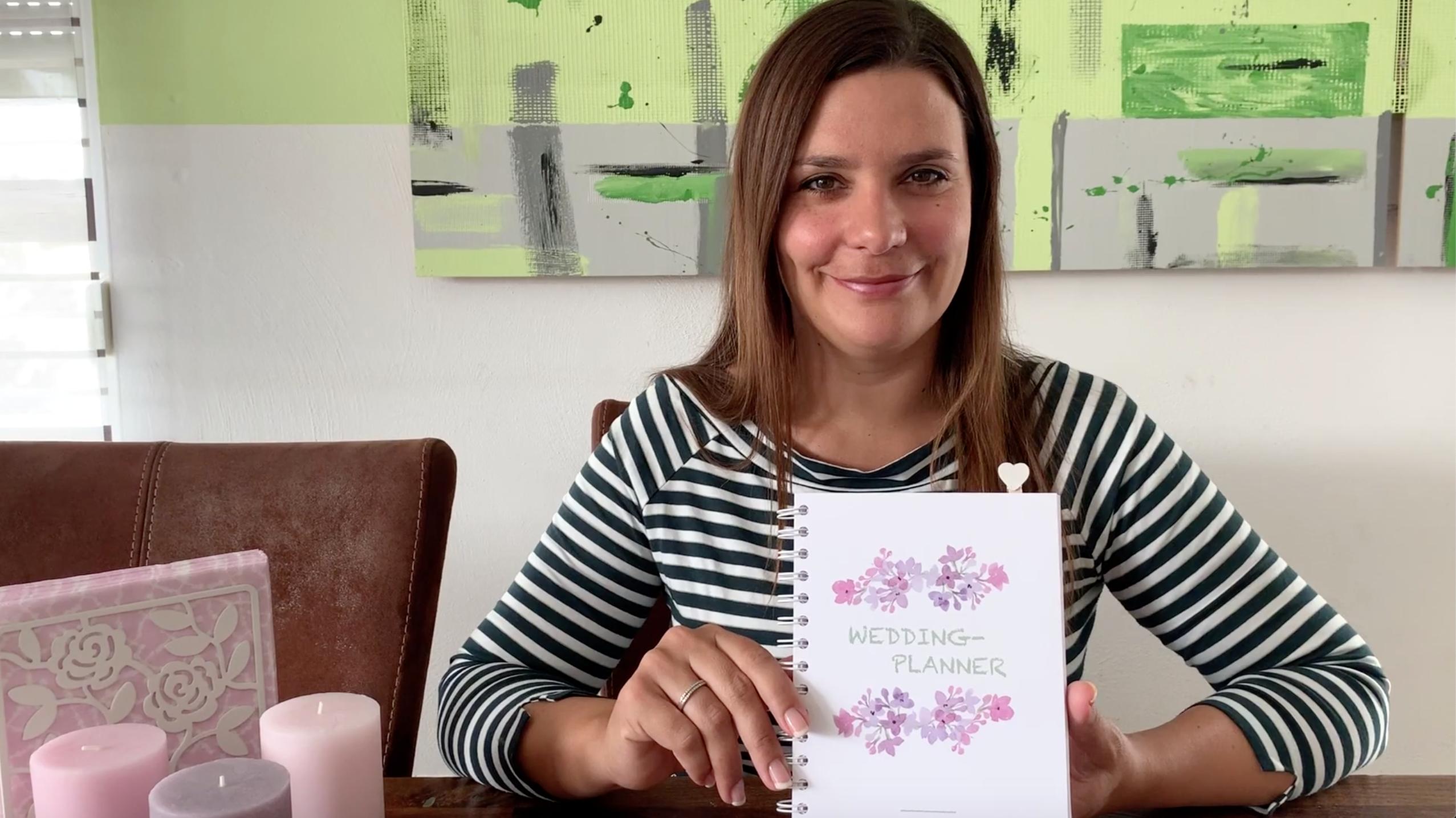 Mein Hochzeitsplaner - perfekter Begleiter für Eure Freie Trauung