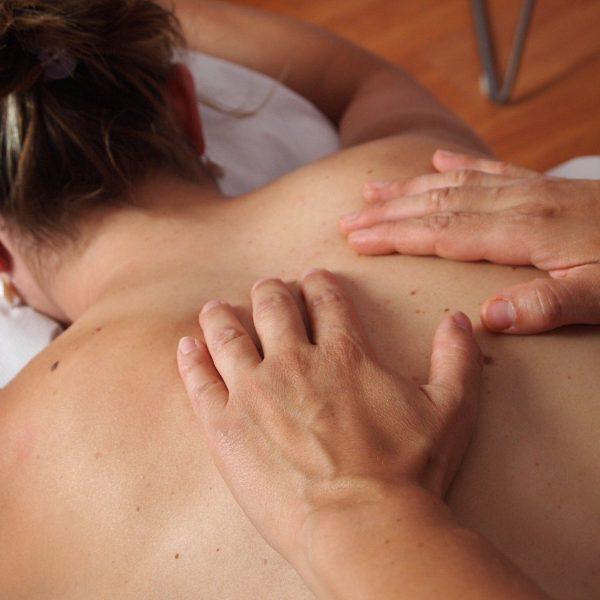 Massage zum Valentinstag